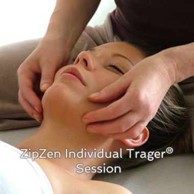 ZipZen Individual Trager® Session